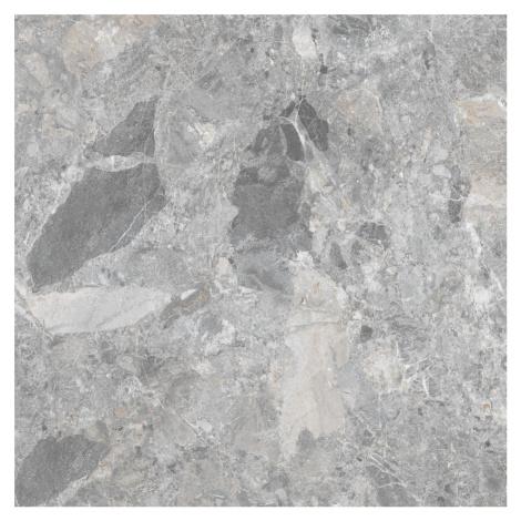 Dlažba Dom Mun grey 60x60 cm pololesk DMU604R
