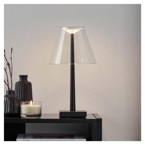 Rotaliana Rotaliana Dina+ T1 LED aku stolní lampa černá