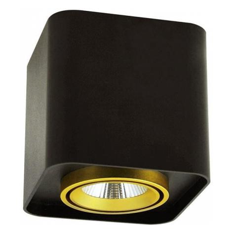 Polux LED Bodové svítidlo XENO LED/10W/230V černá 800lm