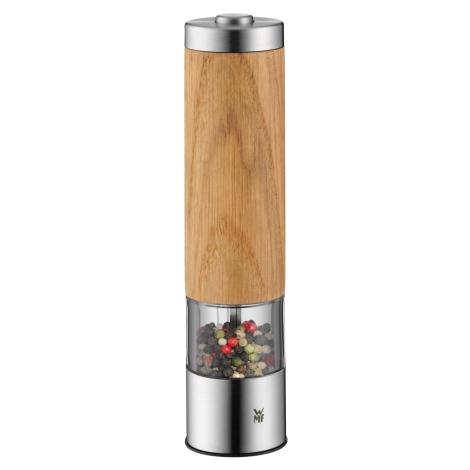 Elektrický mlýnek na pepř/sůl se dřevem WMF
