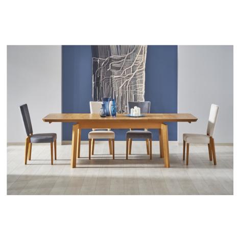 Halmar Rozkládací jídelní stůl ROIS, dub medový