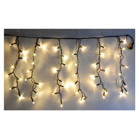Vánoční LED závěs Z-LED-200 TB PROFI teplá bílá, 200 VELKÝCH LED Teplá bílá EXIHAND