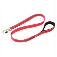 Vodítko pes MOOV červená 20mm 1,2m Zolux