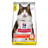 Hill's Science Plan Adult Perfect Digestion Chicken - 1,5 kg