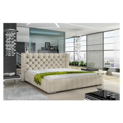 Confy Designová postel Elsa 160 x 200 - 9 barevných provedení