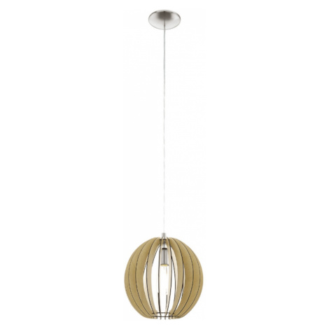 Osvětlení Eglo Cossano 30x130 cm kov javor 94764