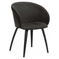 Černá židle DAN-FORM Denmark Imo