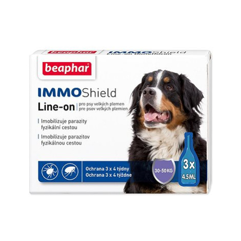 Beaphar Line-on IMMO Shield pro psy L