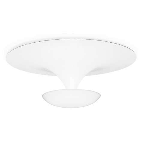 Vibia Vibia Funnel - stropní světlo 50 cm, bílé matné