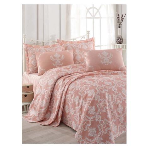 Lehký prošívaný bavlněný přehoz přes postel Ramido Mismo, 140 x 200 cm Eponj Home